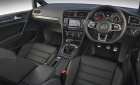 Volkswagen Golf VII GTi Performance Pack Interior