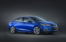 News All New Chevrolet Cruze Sedan Exterior