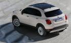 News Fiat 500 X Exterior