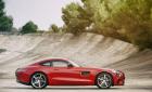 Mercedes AMG GT Exterior