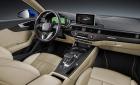 News New Audi A4 Interior