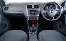 VW Polo BlueMotion Interior